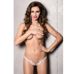 'Athena' Sexy Perizoma bianco Passion Lingerie