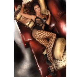Sexy Bodystocking catsuit Artemida nera Livco S/L