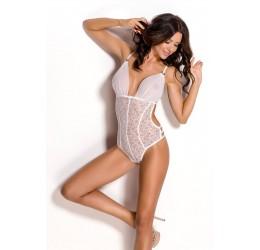 Sexy body bianco 'Valerie' da Anais Lingerie