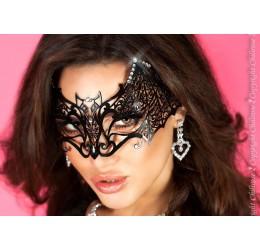 Maschera filigranata con strass, CR-3703 Chilirose