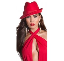 Cappello da donna decorato con fiocco