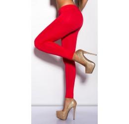 Sexy Leggings in leggero tessuto elastico semitrasparente, disponibili in vari colori