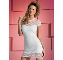 Mini abito bianco + Perizoma 'Dressita' by Obsessive
