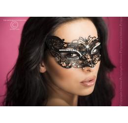 Maschera filigranata con strass, CR-3754 Chilirose