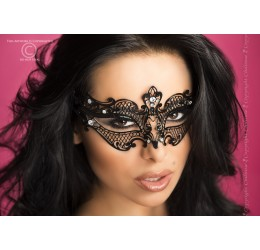 Maschera filigranata con strass, CR-3755 Chilirose