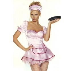 Leg Avenue costume sexy waitress