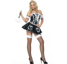 Leg Avenue costume fifi french maid