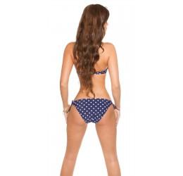 Costume da Bagno 2 pezzi Bikini in fantasia bandiera britannica