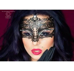 Maschera filigranata con strass, CR-3807 Chilirose