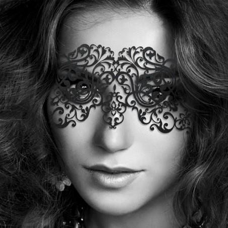 Mascherina nera in vinile 'Dalila' Bijoux Indiscrets'