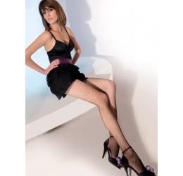 Sexy Collant neri in rete 'Kabarette' da Gabriella