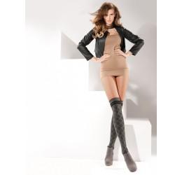Sexy Parigine in cotone a rombi 'Neila' da Gabriella
