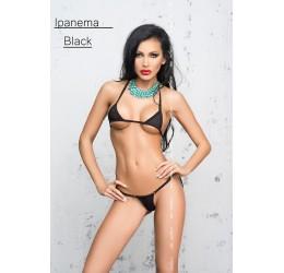 Sexy Micro Bikini nero glitter 'Ipanema' Me Seduce