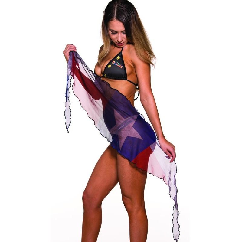 Sexy Pareo in tessuto trasparente da Bodyzone