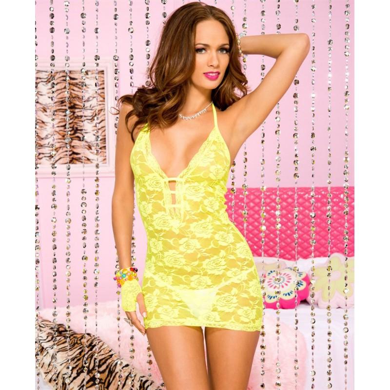 ML-56117 neon yellow