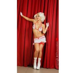 Sexy completino costume da infermiera PROVOCATIVE tg.38/44
