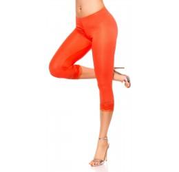 Sexy Leggings arancioni al...