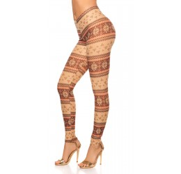 Sexy Leggings con stampe in...