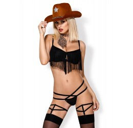 Sexy Costume da Cow-girl 5...