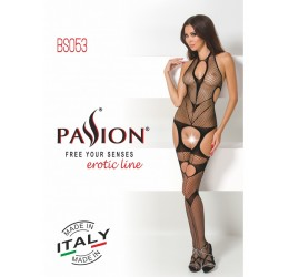 Sexy Bodystocking nera...