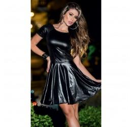 Sexy vestito nero corto