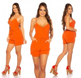 Tutina arancione