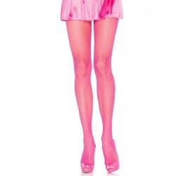 Sexy Collant a rete rosa...