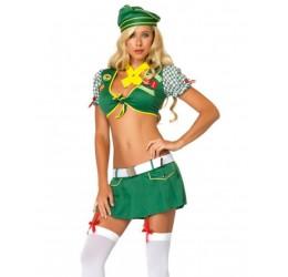 Sexy Costume donna da Scout...