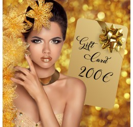 GIFT CARD VIRTUALE 200 EURO