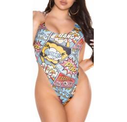 Sexy costume intero donna