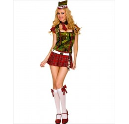 Sexy Costume Recluta...