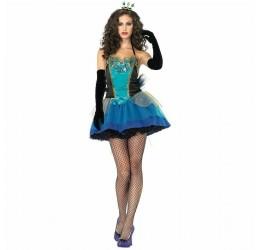 Sexy Costume donna Pavone...