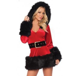 Sexy Costume donna Natale...