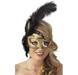 Sexy Maschera dorata