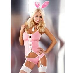 'Bunny suit' Costume da Coniglietta Obsessive Lingerie tg.38/44