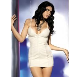 Sexy Abito 'Ivory Dress' + Perizoma Obsessive Lingerie